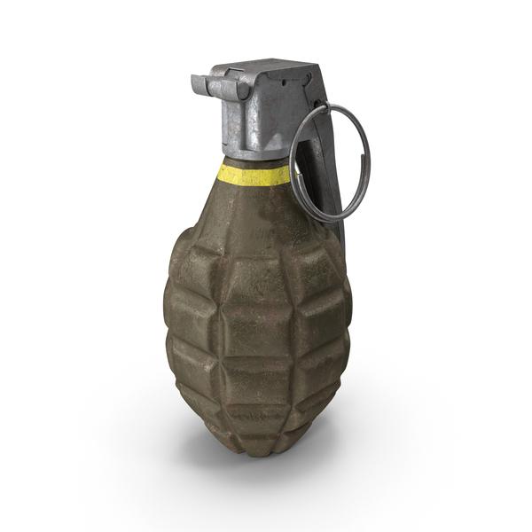 MK2 Grenade PNG & PSD Images