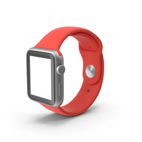 Apple Watch Sport PNG & PSD Images