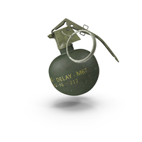 M67 Grenade PNG & PSD Images