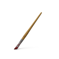 Dirty Paint Brush PNG & PSD Images