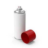 Spray Paint Can PNG & PSD Images