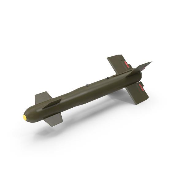 Aircraft Bomb GBU-15 PNG & PSD Images