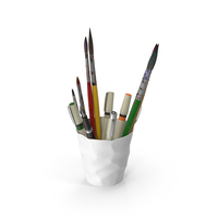 Artist Cup PNG & PSD Images