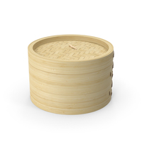 Bamboo Steamer PNG & PSD Images