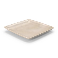 Pottery Serving Plate PNG & PSD Images