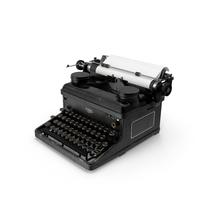 Vintage Royal Typewriter PNG & PSD Images