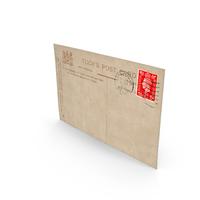 Postcard PNG & PSD Images