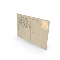 Postcards PNG & PSD Images