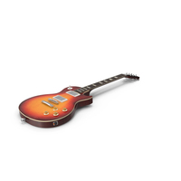 Gibson Les Paul Electric Guitar PNG & PSD Images