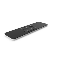 Apple TV Remote PNG & PSD Images
