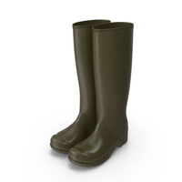 Rain Boots PNG & PSD Images