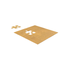 Jigsaw Puzzle Object