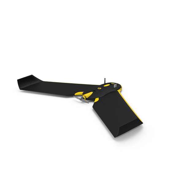 senseFly eBee Drone Plane PNG & PSD Images