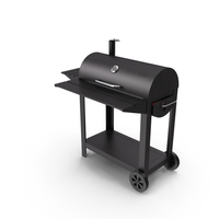 Drum BBQ Grill PNG & PSD Images