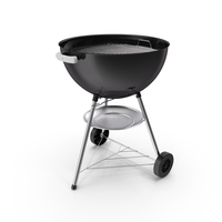 Kettle BBQ Grill PNG & PSD Images