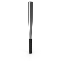 Metal Baseball Bat PNG & PSD Images