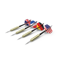 Darts Set PNG & PSD Images