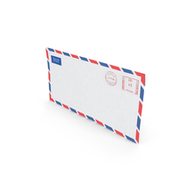 Air Mail Letter PNG & PSD Images