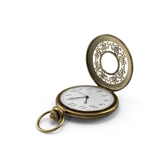 Pocket Watch PNG & PSD Images