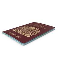 U.K. Passport PNG & PSD Images