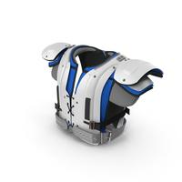 Football Shoulder Pads PNG & PSD Images