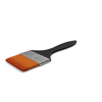 Wide Paint Brush PNG & PSD Images