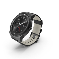 LG G Watch R PNG & PSD Images