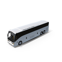 Charter Bus PNG & PSD Images