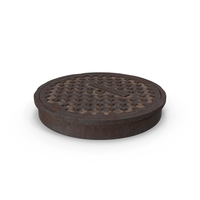 Manhole Cover PNG & PSD Images