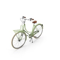Vintage Bicycle Object