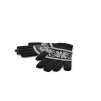 Winter Gloves Object