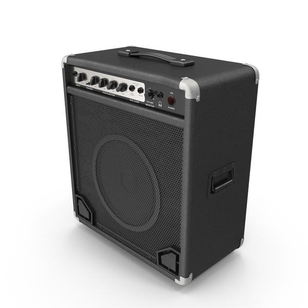 Bass Amplifier PNG & PSD Images