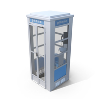 Phone Booth PNG & PSD Images