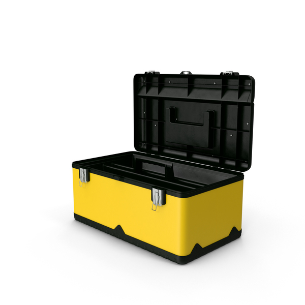 Plastic Tool Box PNG & PSD Images