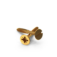 Wood Screws PNG & PSD Images