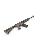 Assault Rifle AR15 PNG & PSD Images