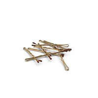 Bobby Pins PNG & PSD Images