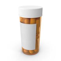 Prescription Bottle PNG & PSD Images