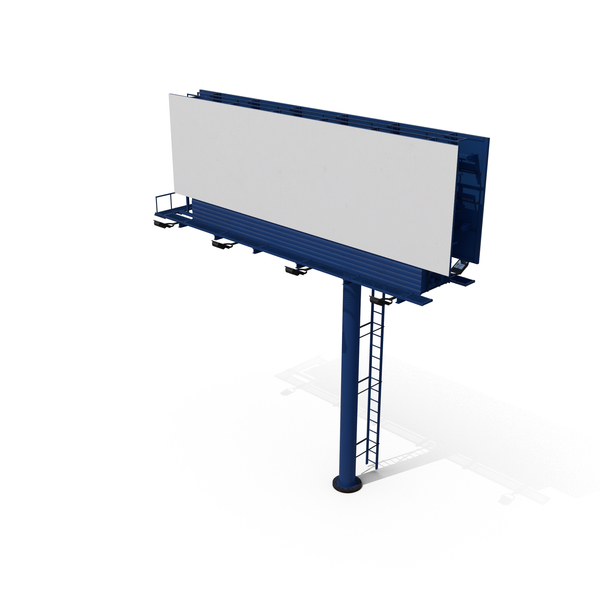 Billboard Set PNG & PSD Images