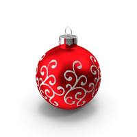Decorated Ornament PNG & PSD Images