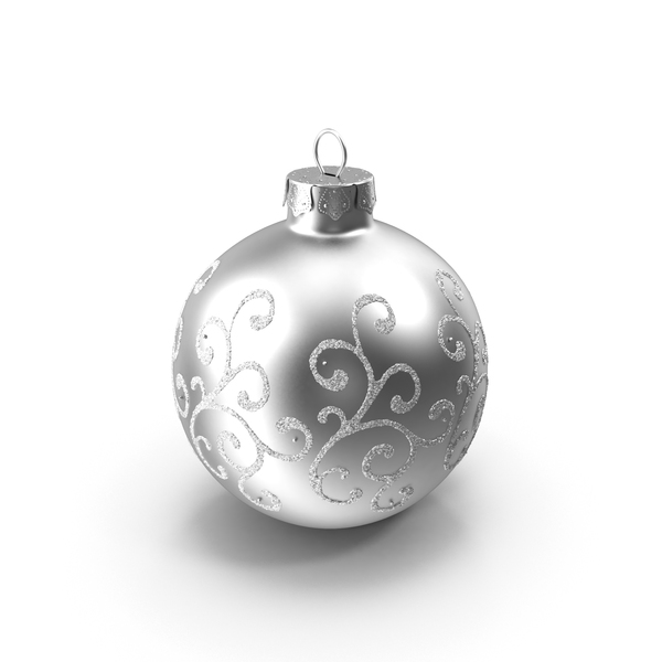 Decorated Ornament Object
