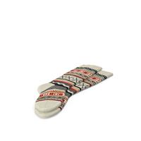 Winter Socks Object