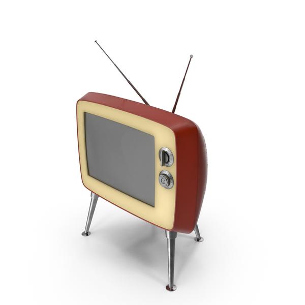 Retro TV PNG & PSD Images