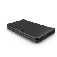 Black Nintendo 3DS XL PNG & PSD Images