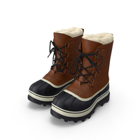 Snow Boots Object