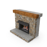 Fire Place Object