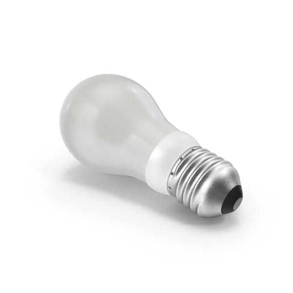 Energy Saving Light Bulb PNG & PSD Images
