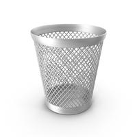 Waste Paper Basket Full PNG & PSD Images
