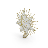 Star Tree Topper PNG & PSD Images