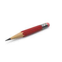 Red Pencil PNG & PSD Images